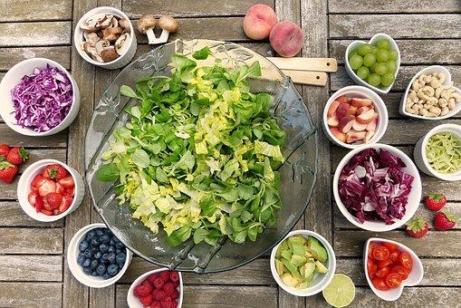 Rodzaj diety zależny od celu